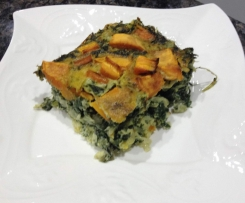 Spinach Fritata