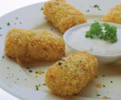 Crispy Chicken Croquettes