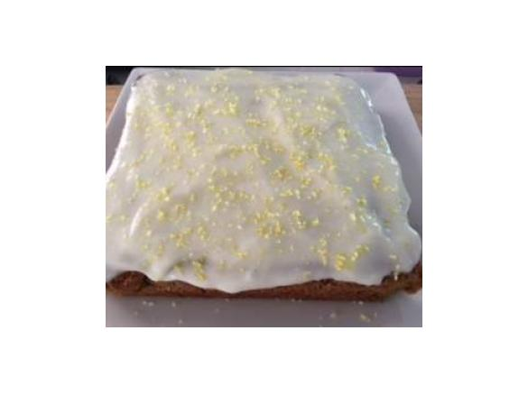 Lemon Cake Gluten Free Thermomix