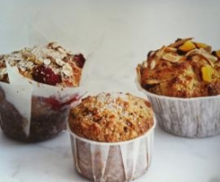 Basic Muffins with additional options