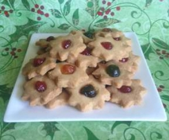 Little Christmas Shortbreads
