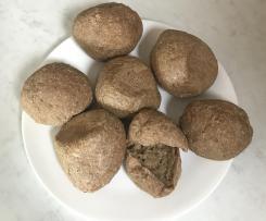 Gluten Free Yeast Free Egg Free Bread Rolls