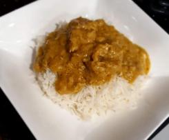 Easy Peasy Satay Chicken