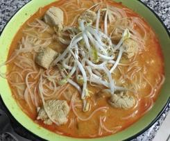 Variation Chicken Laksa