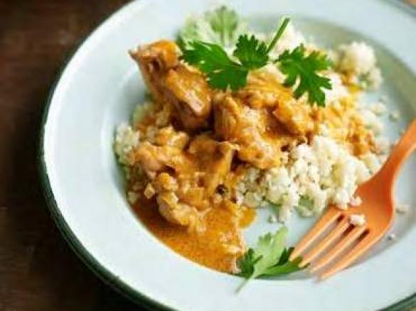 Paleo butter chicken adapted from pete evans family food by rrja thumbnail image 1 forumfinder