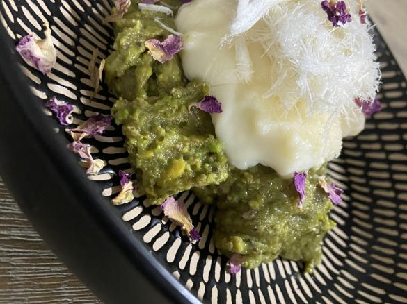 Pistachio Mafrouke With Clotted Cream By H0uda86 A Thermomix Sup Sup Recipe In The Category Desserts Sweets On Www Recipecommunity Com Au The Thermomix Sup Sup Community