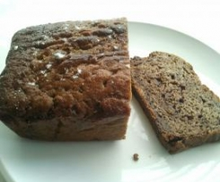 Choc Banana Loaf