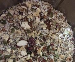 Gluten Free Paleo Granola