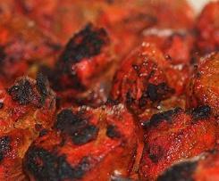Chicken Tikka Pathia (adapted from British Indian Restaurant/Take Away recipes)