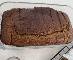 Nutrient boosted banana bread