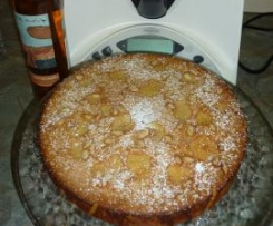 Italian Polenta Cake