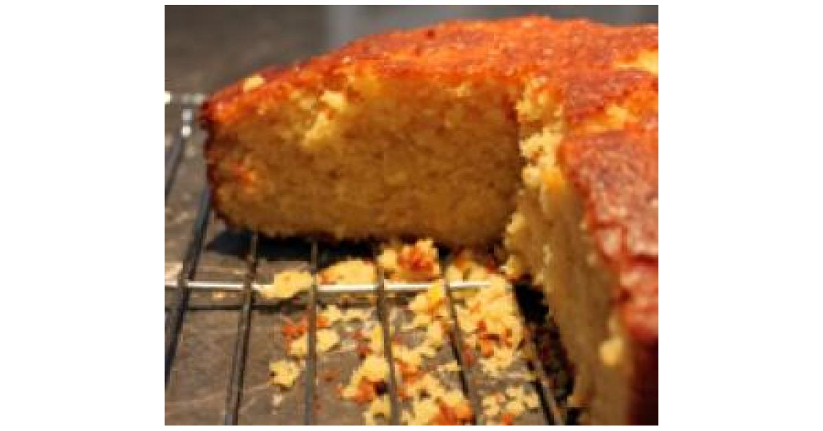 Whole Orange Cake Thermomix
