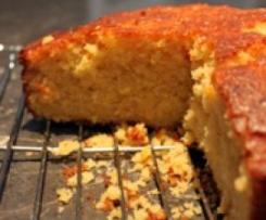 No Waste muffins 30 Second Whole Orange Cake