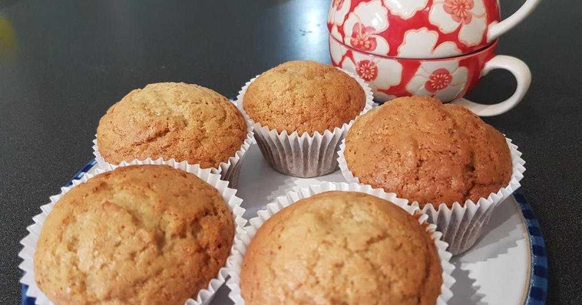 Ginger Muffins by mariack. A Thermomix ® recipe in the ...
