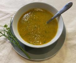 Super Simple Veggie Soup