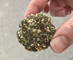 Green Protein Balls