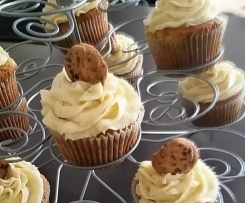 Clone of Chocolate Chip Cookie Dough Cupcakes