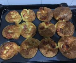 LCHF Egg Muffins