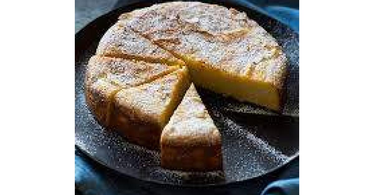 Thermomix Orange And Almond Cake
