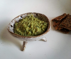 Sunflower Seed Herb Pate