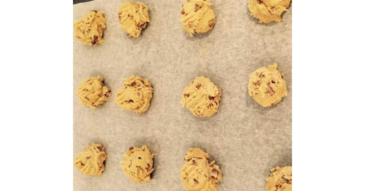 Soft baked cookies rezept thermomix