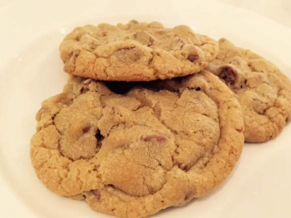 Mrs Fields Oatmeal Chocolate Chip Cookies
