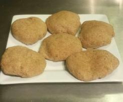 Gluten Free Bread Rolls (yeast, dairy and gluten free)