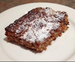 Date and Coconut Slice