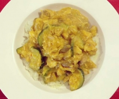 Paleo Easy Chicken Curry