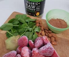 Chocolate Hidden Green Smoothie