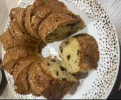 Sultana Apple Cake
