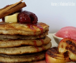 Marney's Spiced Apple & Chia Pancakes