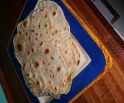 Too Easy Flat Bread