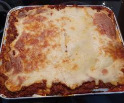 Lou's Best Lasagna ... EVER!!!