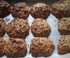 Cashew Chia Breakie Cookies