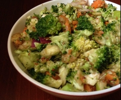Broccoli Salad - Dairy Free