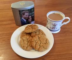 Hobnob Biscuits - a British favourite by Jayne