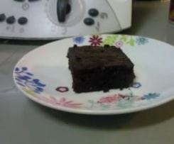 Beetroot and dark chocolate brownies