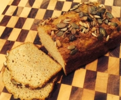 The Merrymaker Sisters Savoury Paleo Bread