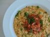 Risotto Arrabbiata (vegetarian variant)