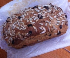 Delicious wholesome Raisin Bread