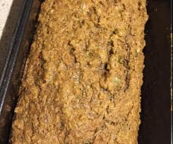 Low carb seed and nut bread