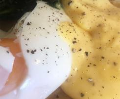 My Version of Perfect No-Split Hollandaise