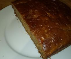 Apple Ginger Cake Thermy Style