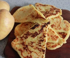 Potato (Tattie) Scones