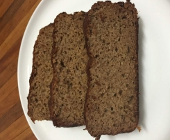 Perfectly Paleo Banana Bread (or Muffins)