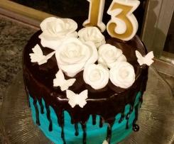 Lynn's Chocolate Cake
