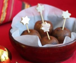 Little Steamed Christmas Puds