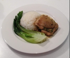 Varoma Steamed Chinese Chicken Meal