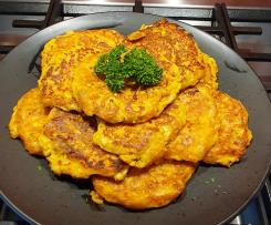 Corn and Vegetable Fritters